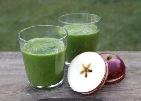 god grön smoothie