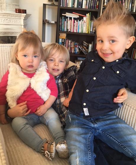 Haglundsbarnen