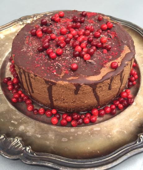 chokladmousse fyllning till tårta